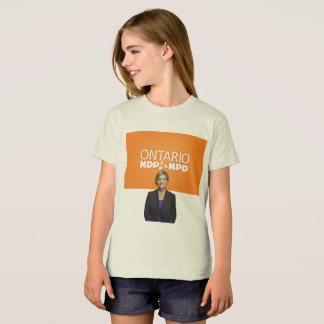 Ontario NDP Girls' T Shirt