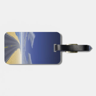 OnTheRoadAgain - Fine Day Luggage Tag