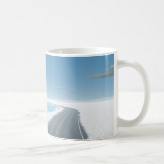 OnTheRoadAgain - Ice Road Coffee Mug