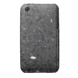 Onyx Black iphone Cover iPhone 3 Covers