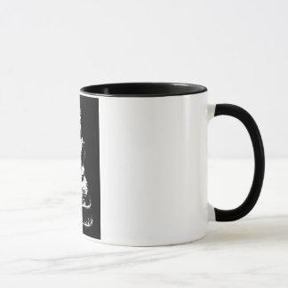Onyx Buddha Mug