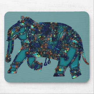 Onyx Elephant Mouse Mat
