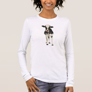 Onyx & Ivory Cow T-shirt