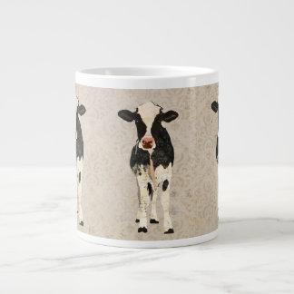 Onyx & Ivory Cows  Mug Jumbo Mug