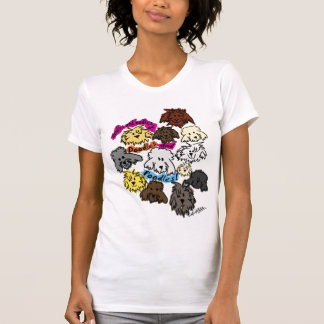 oodles and oodles of Doodles and Poodles T-Shirt