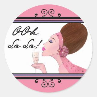 OOh La La! DIVAtude stickers