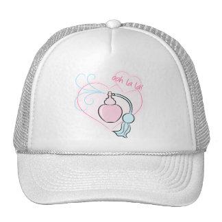 Ooh La La Perfume Mesh Hat