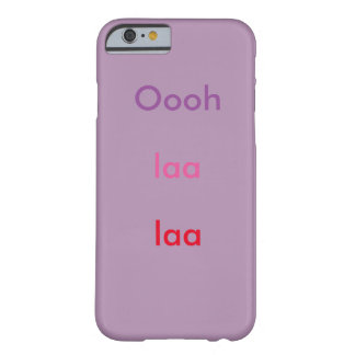 Ooh La La Phone Case