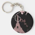 ooh la la pink vintage paris eiffel tower