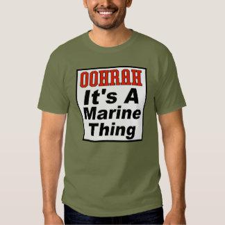 Oohrah Tee Shirts
