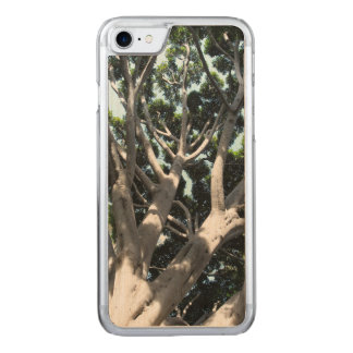 oOld Fig Tree Carved iPhone 8/7 Case