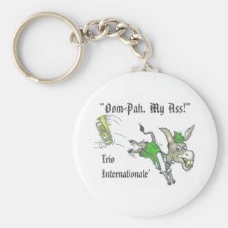 Oom-Pah Keychain