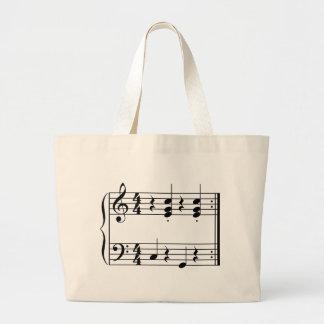 OOM-PAH or UMPAPA Music Canvas Bag