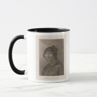 Oonalashka woman, Alaska Mug