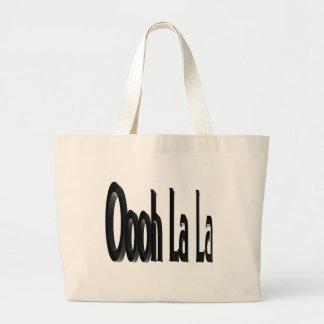 Oooh La La Jumbo Tote Bag