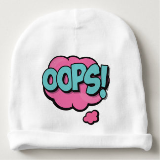 oops hats baby beanie