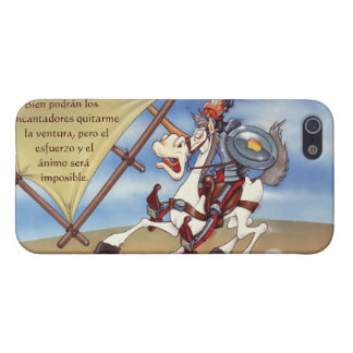 Oops! Los encantantadores... by @QUIXOTEdotTV iPhone 5 Cover
