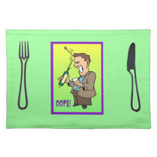 Oops! Placemat