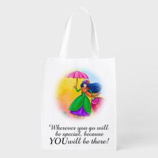 OOPS - Revised - Gift, Favor, Tote Bag - SRF Reusable Grocery Bag