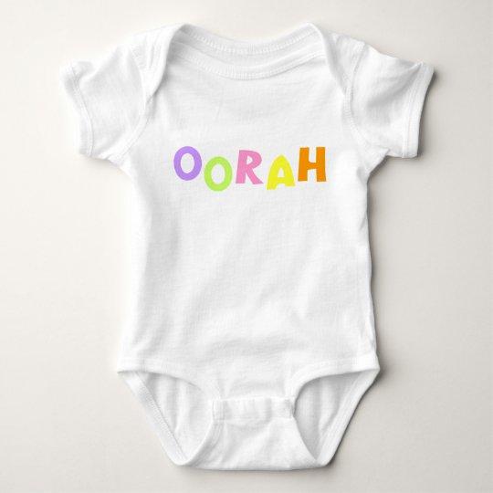 Oorah Baby Baby Bodysuit