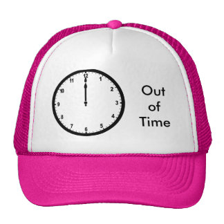 OOT (Out of Time) hat
