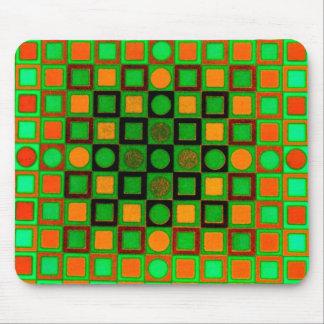 Op Art 2 Mousepad