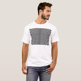 Op art algorithm T-Shirt
