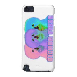 Op Art - Bichon Frise iPod Touch 5G Cases