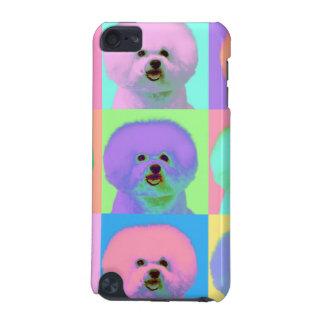 Op Art - Bichon Frise iPod Touch 5G Covers