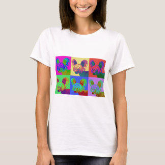Op Art - Chinese Crested - Jasper T-Shirt
