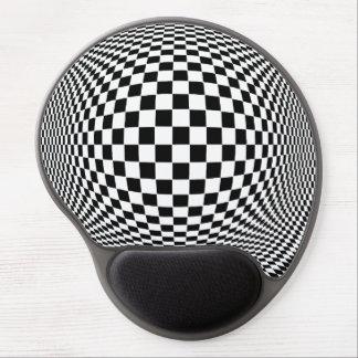 Op Art Gel Mousepad