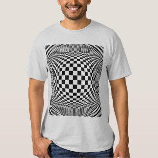 Op Art Tee Shirt
