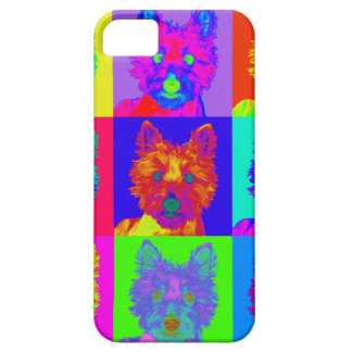 Op Art - West Highland Terrier Barely There iPhone 5 Case