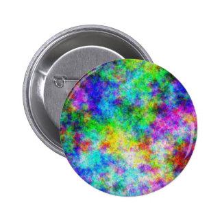 Opal 6 Cm Round Badge