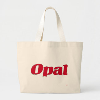 Opal from Opal Fruits 1970s 1980s Jumbo Tote Bag