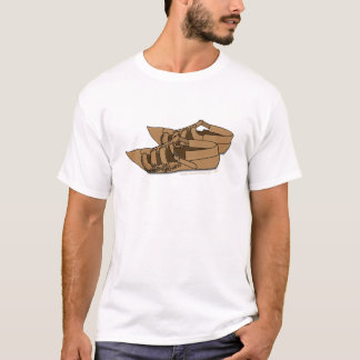 Opanke Balkan Folk Dancing  Shoes T-Shirt