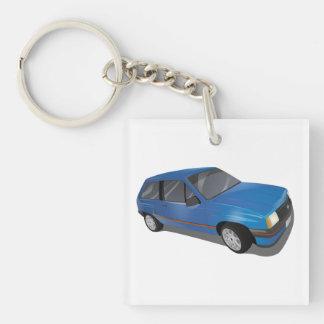 Opel Corsa A / Vauxhall Nova - Keyring Keychain