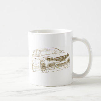 Opel Insignia CTourer 2014 Mugs
