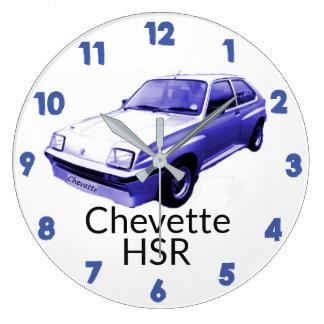 Opel (Vauxhall) Chevette HSR Wall Clock