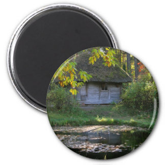 Open-air museum magnet