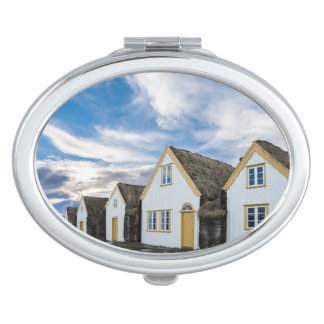 Open air museum of Glaumbaer Compact Mirrors