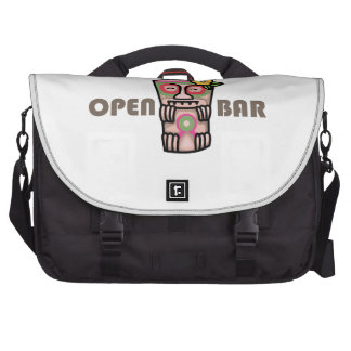 Open Bar Bags For Laptop