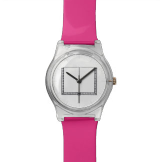 Open Book (Blank Pages) Wrist Watches