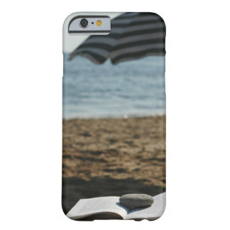 Open book with a roller barely there iPhone 6 case