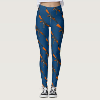 Open Carry Rifle Leggings