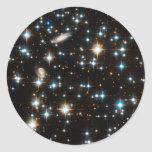 Open Cluster NGC 6791 Classic Round Sticker
