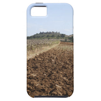 Open Field, Townscape in the Background, Tough iPhone 5 Case