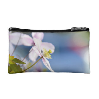 Open Flower Cosmetic Bag