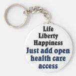 Open healthcare access