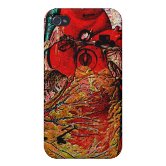 open heart iPhone 4/4S cases